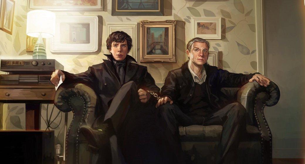 Рецензия на финальный эпизод «Шерлока» | Канобу - Изображение 20
