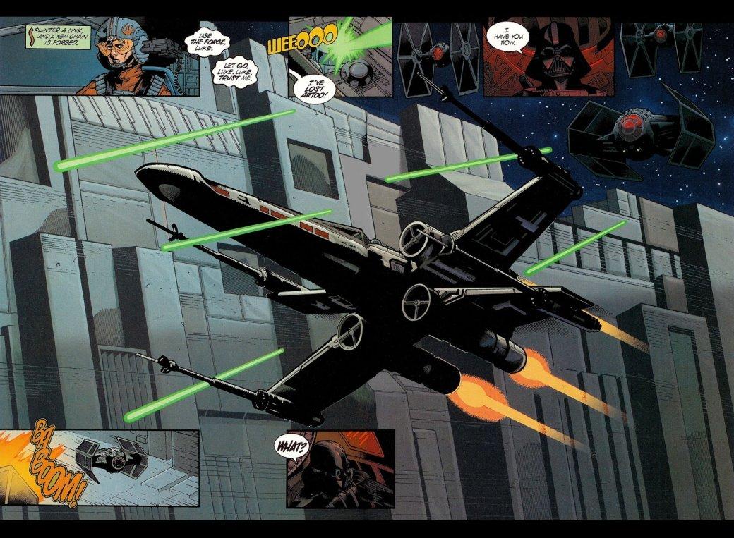 Самые странные инеобычные комиксы по«Звездным войнам»: отстимпанка доСредневековья. - Изображение 4