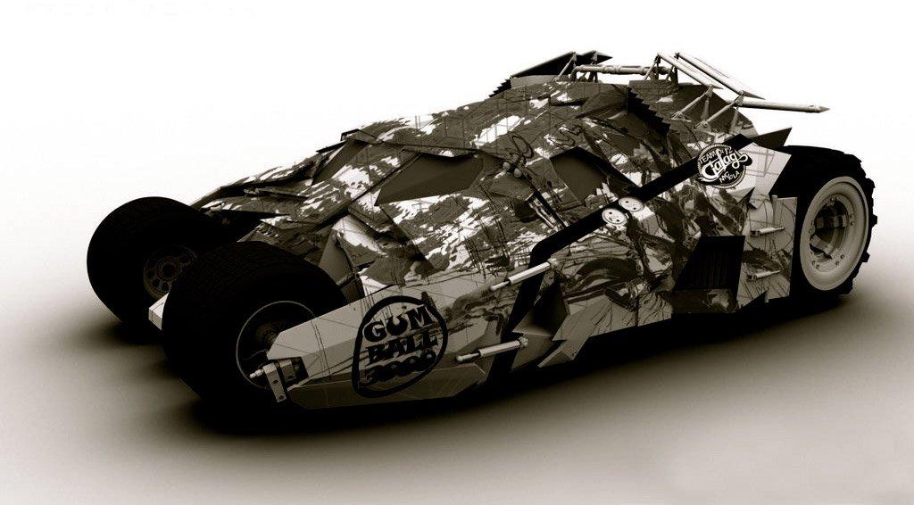 История бэтмобиля: все машины Темного Рыцаря | Канобу - Изображение 5077