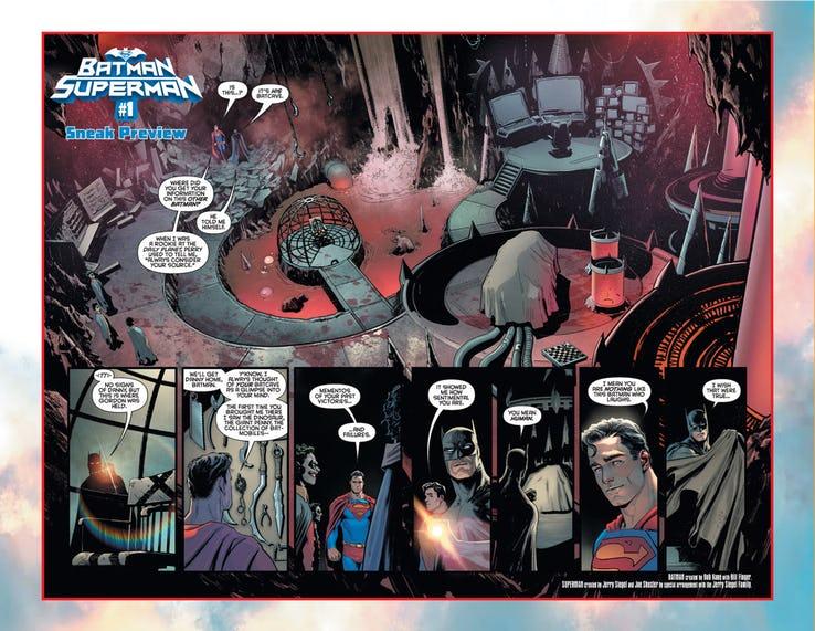 Вновом комиксе оБэтмене иСупермене представят Шазама-Джокера— Билли Бэтсона, зараженного вирусом | Канобу - Изображение 287
