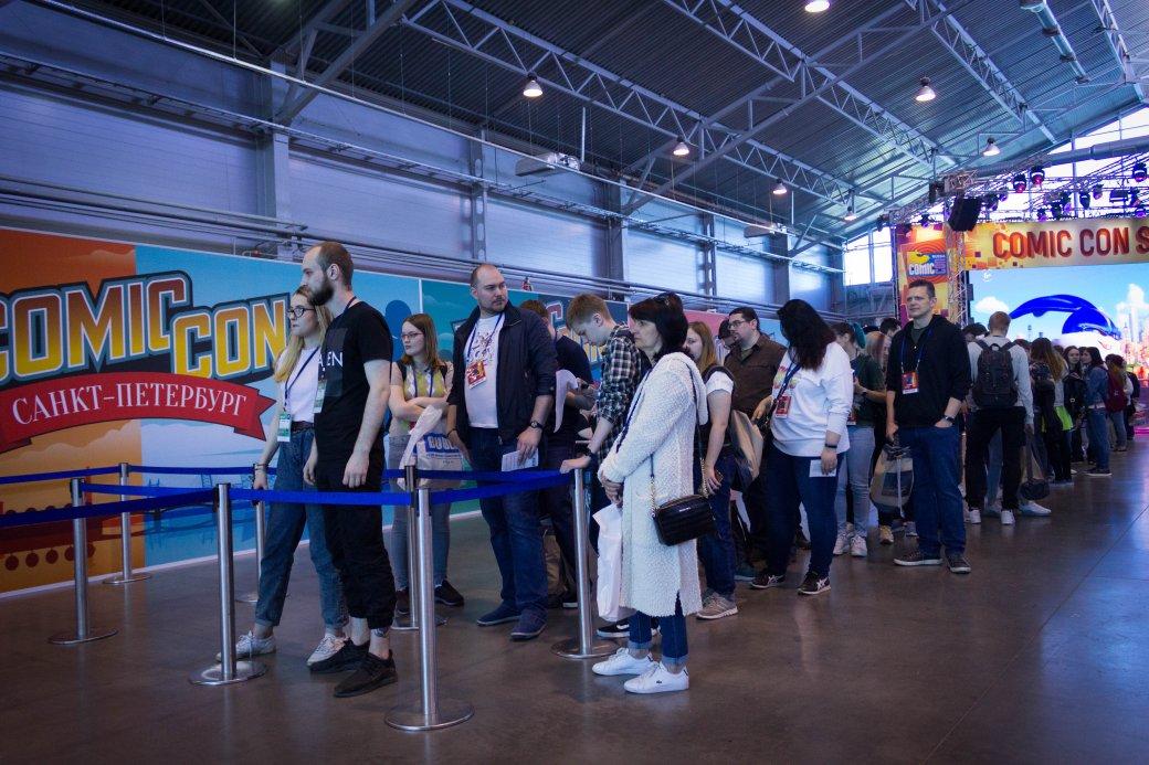 Галерея. Как прошел Comic Con Saint Petersburg | Канобу - Изображение 40