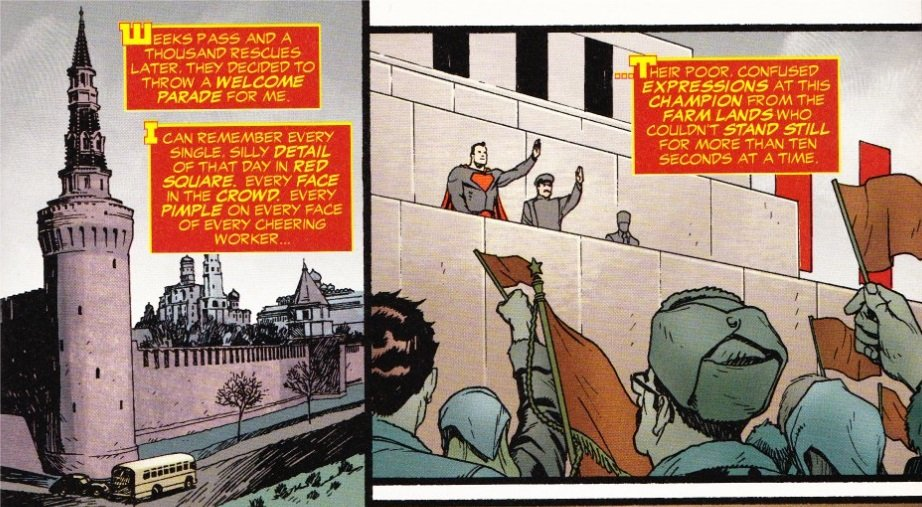 Супермен-коммунист и другие русские персонажи комиксов | Канобу - Изображение 1