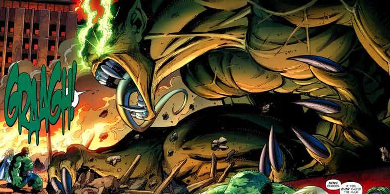 15 самых странных версий Халка в комиксах | Канобу - Изображение 5303