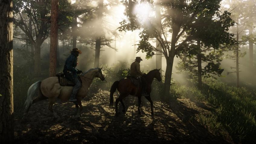 В Red Dead Redemption 2 сделали упор на интерактивность игрового мира, но как именно? Новые детали! . - Изображение 4