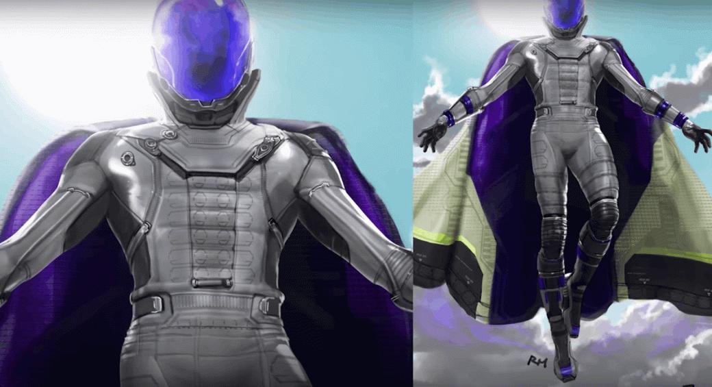 Концепт-арты Мистерио для «Вдали отдома» показывают совершенно другие костюмы   Канобу - Изображение 19