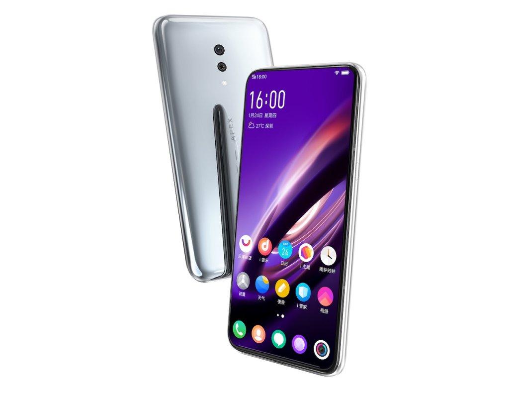 Китайцы анонсировали Vivo APEX 2019: 5G-смартфон нового поколения на Snapdragon 855 и с 12 ГБ ОЗУ   Канобу - Изображение 12785