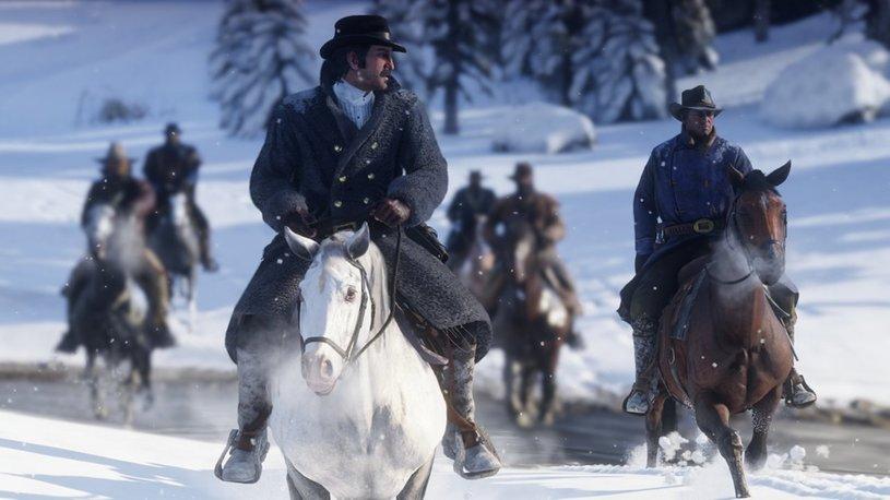 Rockstar «пересмотрит все» при разработке Red Dead Redemption 2 | Канобу - Изображение 1