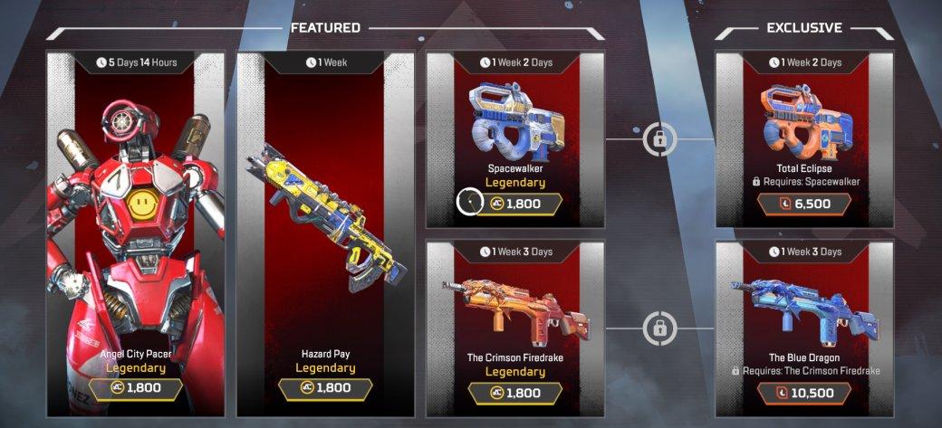 Сравнение Apex Legends с PUBG, Fortnite Battle Royale и CoD: Black Ops 4 Blackout   Канобу - Изображение 4582