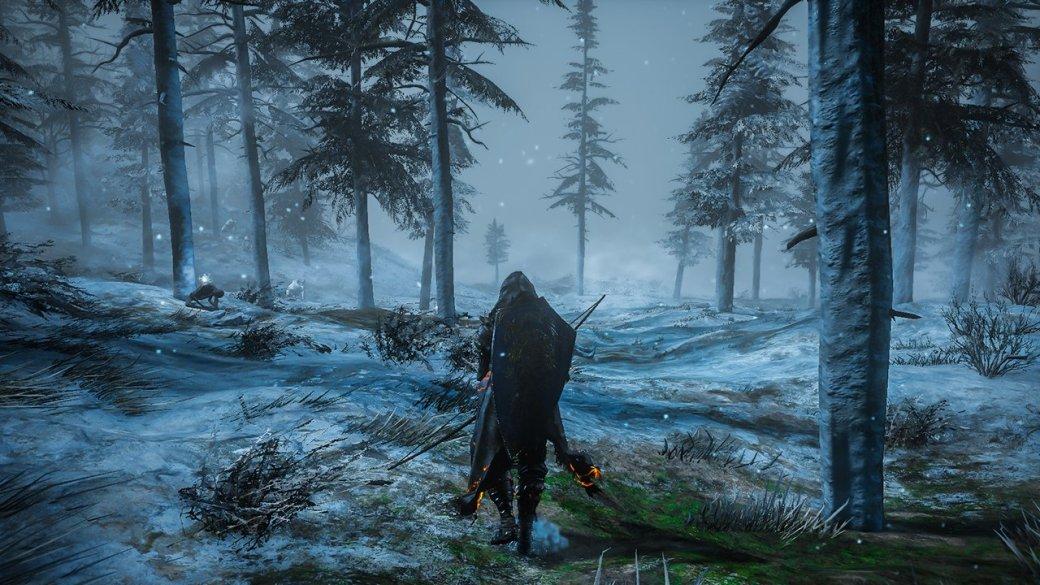 20 изумительных скриншотов Darks Souls 3: Ashes of Ariandel | Канобу - Изображение 10327
