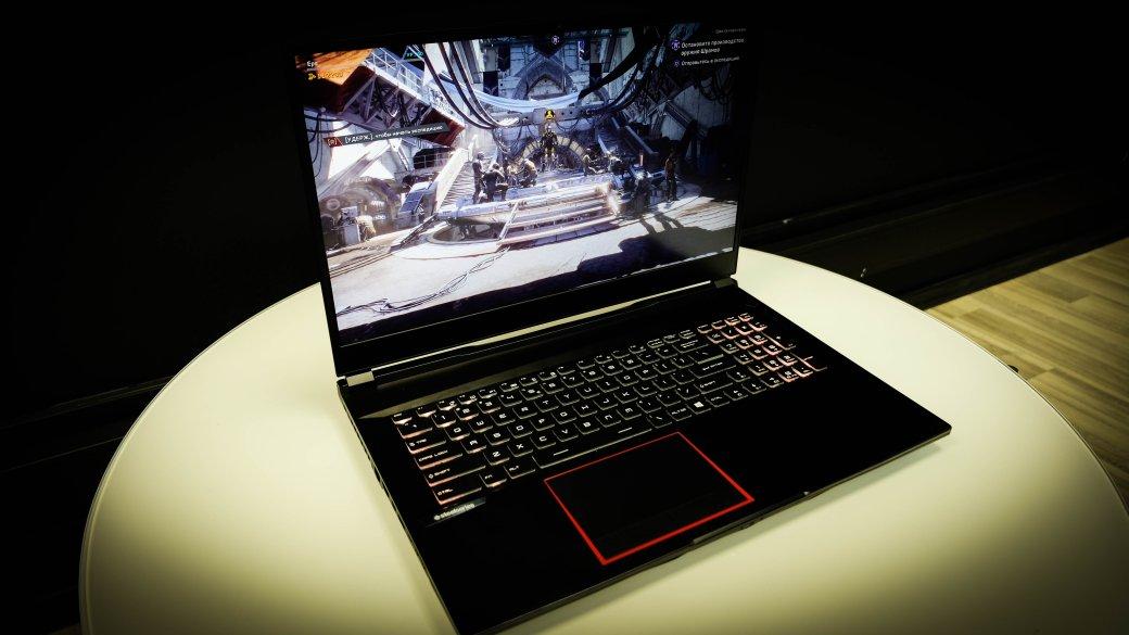 Игровой ноутбук MSI GE75 Raider - обзор, характеристики и модификации, тесты в играх | Канобу - Изображение 40