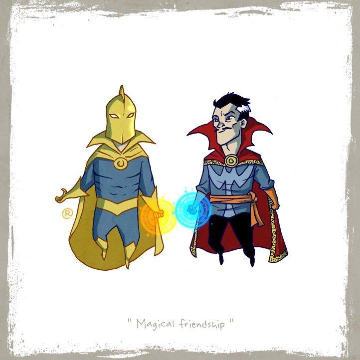 Как Marvel персонажей DC воровала (и наоборот)   Канобу - Изображение 16