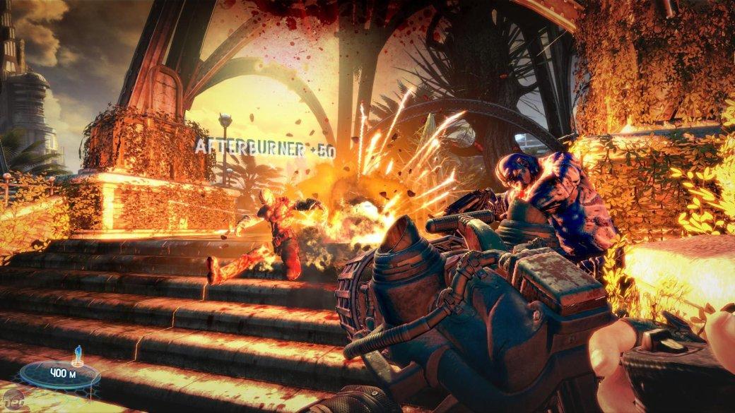 Эволюция взрывов в видеоиграх   Канобу - Изображение 8
