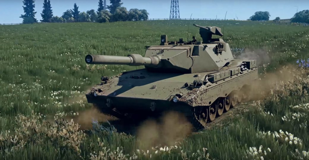 Как «Буря» преобразила War Thunder — Dagor Engine 5.0, новые танки, обновленная графика | Канобу - Изображение 1213