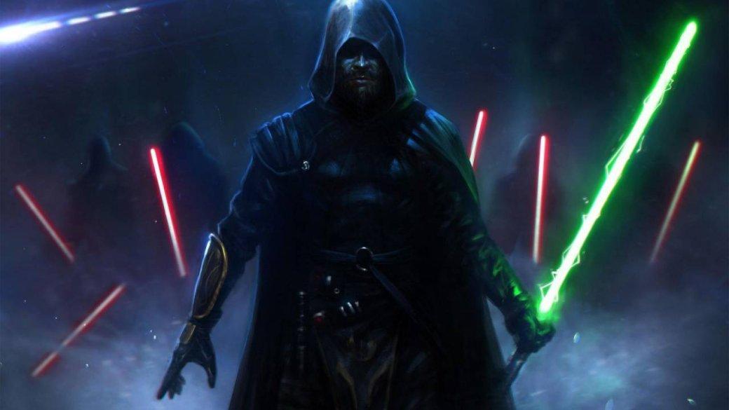 ЕА поделилась первым артом игры Star Wars Jedi: Fallen Order. Презентация уже скоро! | Канобу - Изображение 1