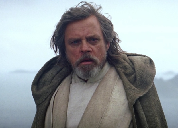 Марк Хэмилл извинился перед режиссером «Последних джедаев» закритику нового образа Люка. - Изображение 1