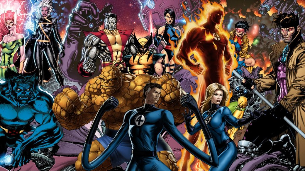 Marvel не хватало в предыдущих фильмах персонажей из «Людей Икс» и «Фантастической четверки» | Канобу - Изображение 1