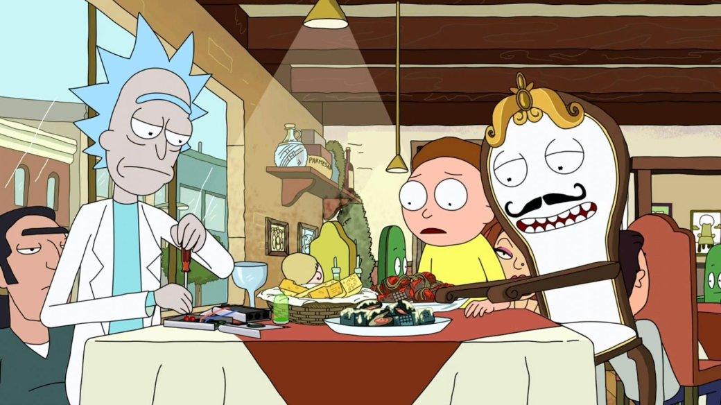 Почему «Рика иМорти» нужно смотреть всем, кто любит безумный юмор | Канобу - Изображение 2205