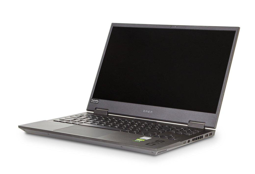 Обзор ноутбука HPOmen15