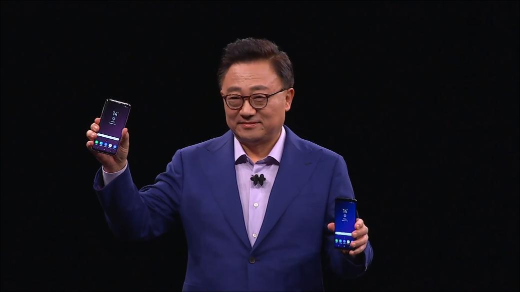 Лучшие смартфоны вмире? Samsung представила Galaxy S9 иS9+. - Изображение 1