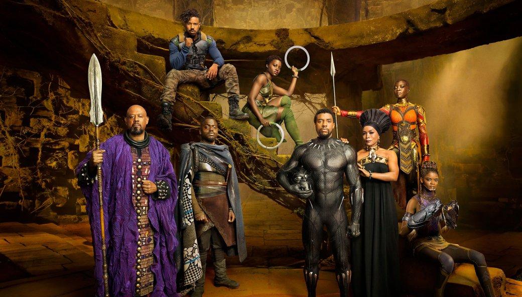 «Черная пантера» (Black Panther) | Канобу - Изображение 3
