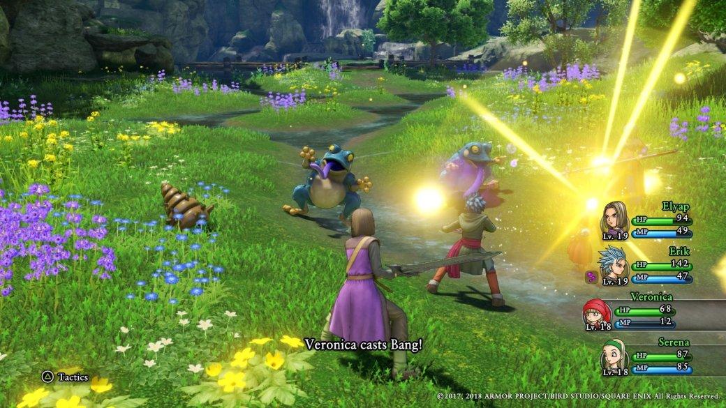 50 невероятно красочных скриншотов Dragon Quest XI | Канобу - Изображение 11559