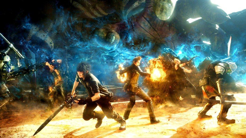 Зачем Final Fantasy XV нужны аниме, две демки и Джесси Пинкман   Канобу - Изображение 5