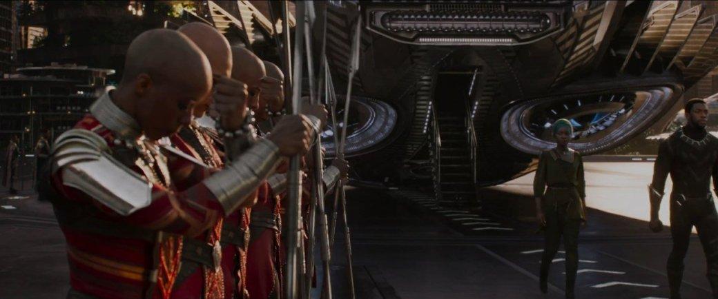 Разбираем новый трейлер «Черной пантеры»: что скрывает Ваканда?. - Изображение 7