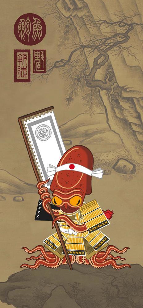 Star Wars на древнеяпонский лад | Канобу - Изображение 1