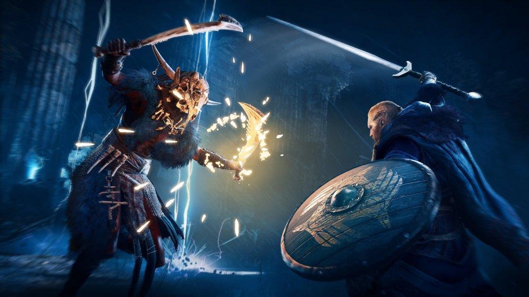 5 часов сAssassin's Creed: Valhalla. Серию больше непытаются превратить вRPG— иэто здорово | Канобу - Изображение 7284