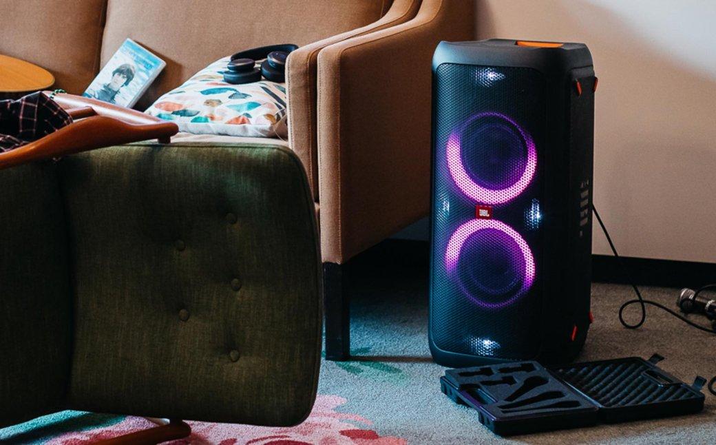 Обзор JBL PartyBox 310: громкий звук ияркая внешность водном корпусе | Канобу