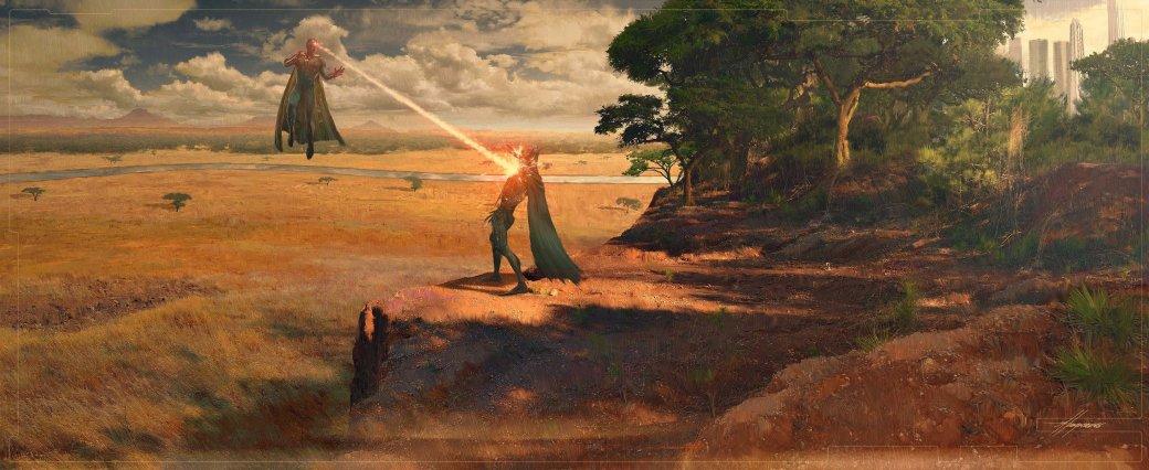 Безграничная красота! Полюбуйтесь напрекрасные концепт-арты «Войны Бесконечности» | Канобу - Изображение 8