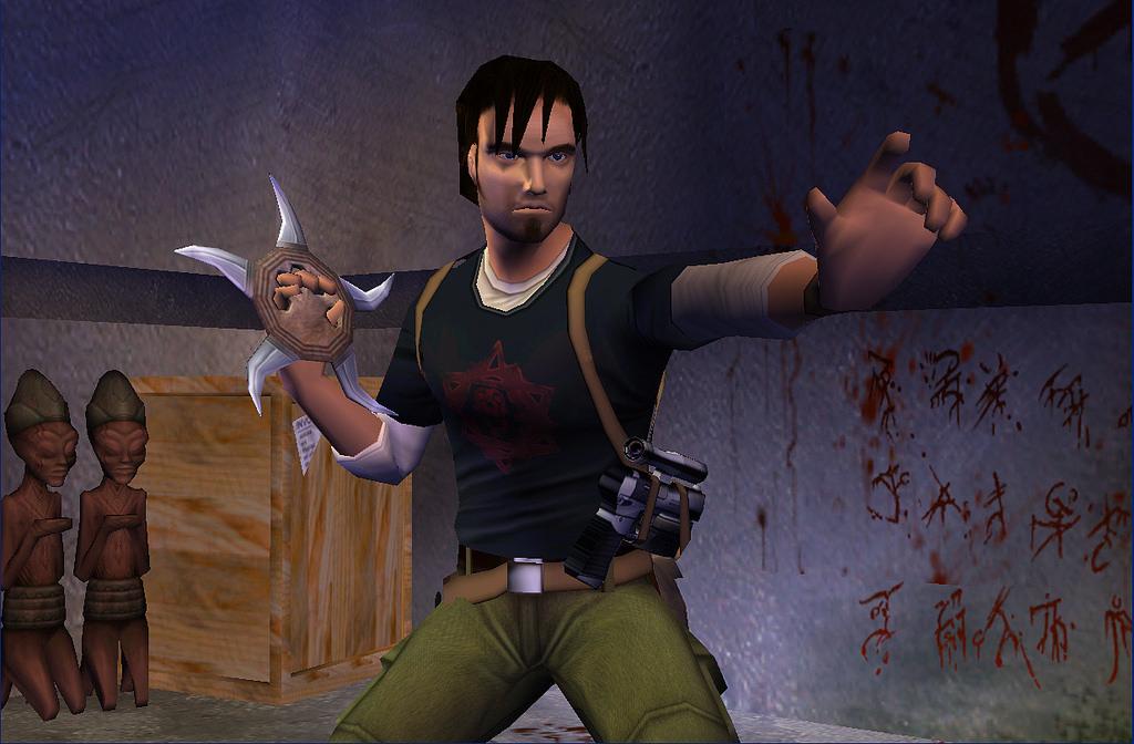 Хочу забыть Tomb Raider: The Angel of Darkness | Канобу - Изображение 2