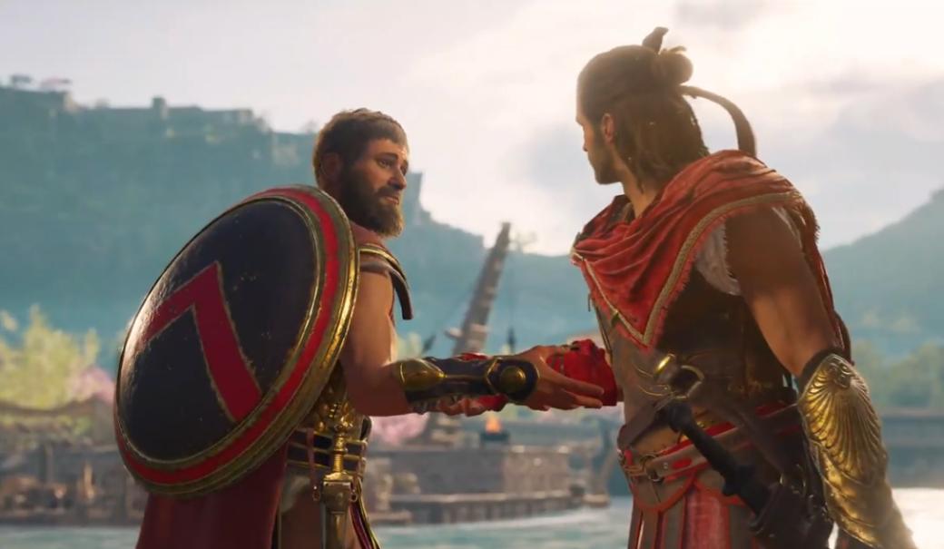 E3 2018: новый эпичный трейлер и геймплей Assassin's Creed Odyssey. Все утечки подтвердились!   Канобу - Изображение 1907