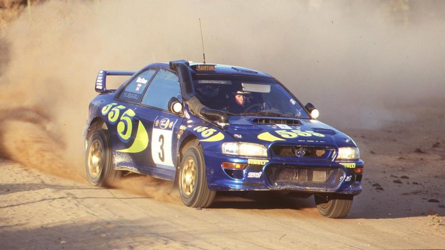 История Колина Макрея: как шотландский раллист помог Subaru иподарил свое имя Colin McRae Rally