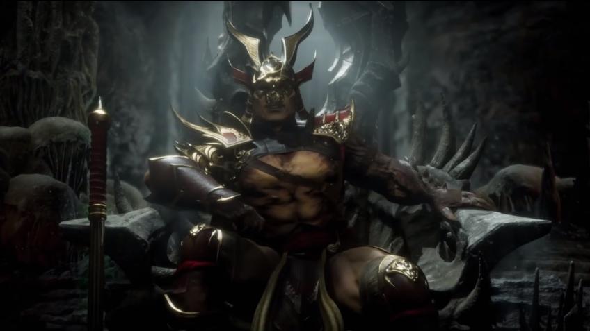 Вышел потрясающий сюжетный трейлер Mortal Kombat 11 с Шао Каном и двумя Джонни Кейджами!  | Канобу - Изображение 10243