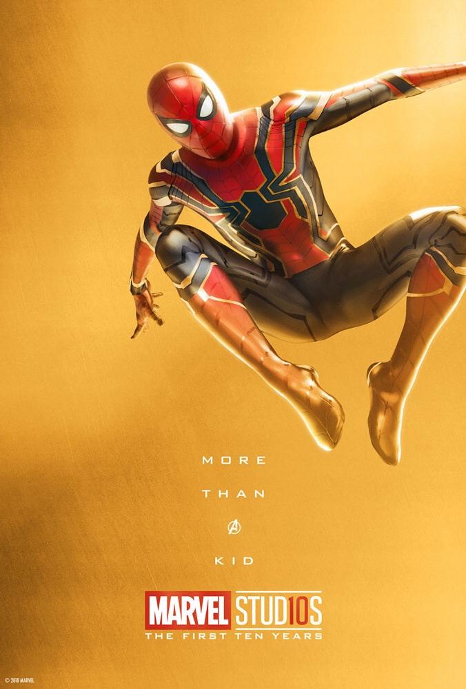 «Больше, чем легендарный преступник». ВСети появились новые юбилейные постеры Marvel Studios | Канобу - Изображение 8