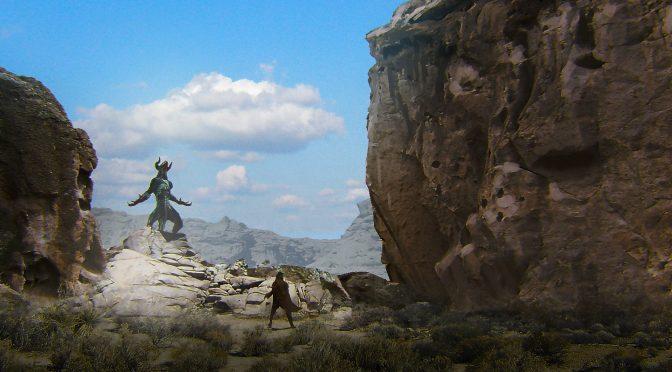 Начало мода Fallout 4: New Vegas. Такой красивой генерации персонажа выеще невидели! | Канобу - Изображение 1554