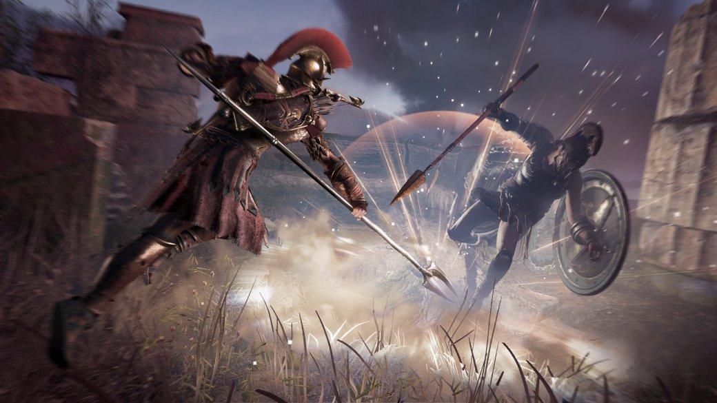 «Одно из лучших приключений в открытом мире» — что думают критики об Assassin's Creed Odyssey | Канобу - Изображение 3343