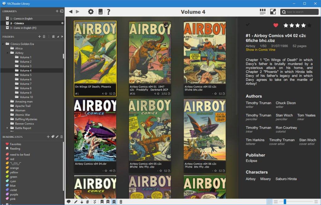 Лучшие программы для чтения комиксов - топ-15 приложений-читалок и сервисов на ПК, Android, iOS | Канобу - Изображение 9991