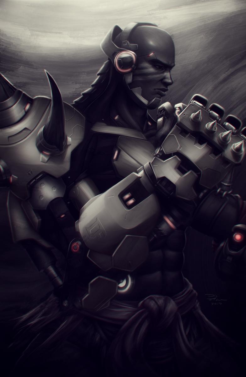 Кулак Смерти (Думфист): подробный разбор нового героя Overwatch | Канобу - Изображение 24
