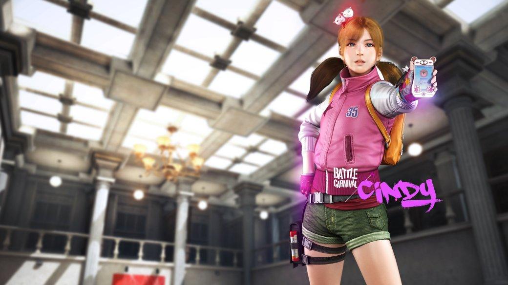 Синди— новый персонаж Battle Carnival напоминает стримершу Карину | Канобу - Изображение 1