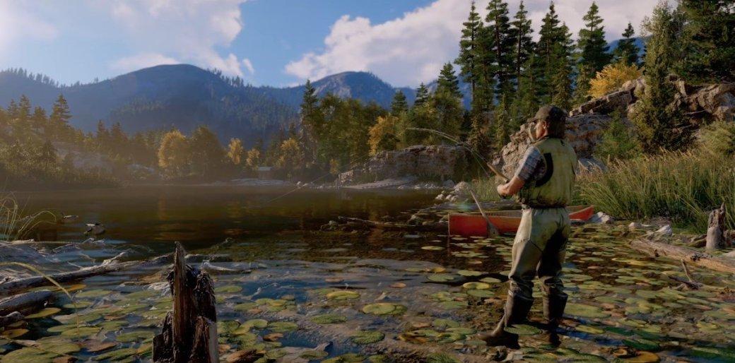 Выглядит круто. Разбираем анонс Far Cry5 | Канобу - Изображение 11