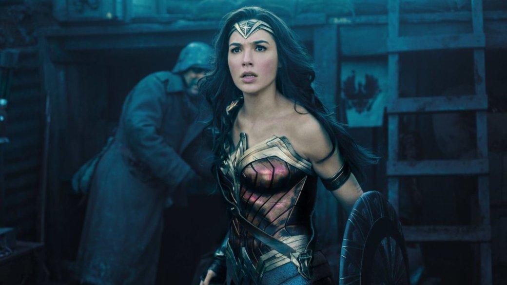 Первые кадры «Чудо-женщины 2» тизерят возвращение важного персонажа. - Изображение 1