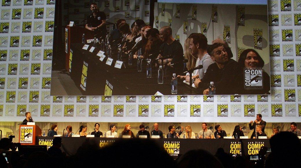 Fox и Marvel на Comic-Con 2015   Канобу