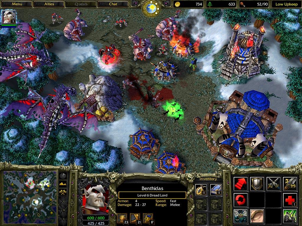 Мнение. Даже спустя 17 лет Warcraft 3— все еще одна излучших стратегий вмире | Канобу - Изображение 1