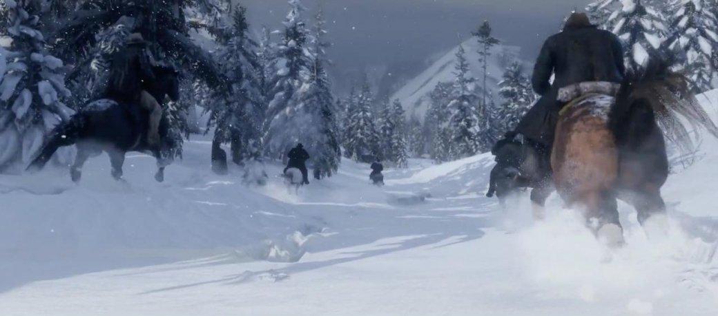 Разбор трейлера Red Dead Redemption2. Все, что вымогли пропустить | Канобу - Изображение 2172