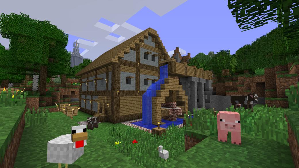 Xbox Live Arcade: Minecraft, Sine Mora, Bloodforge | Канобу - Изображение 4