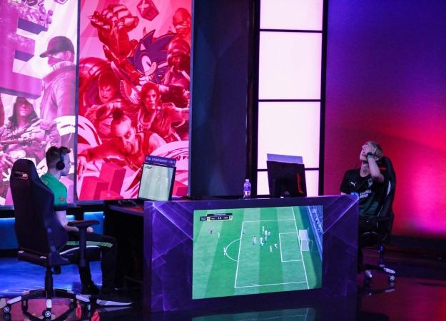 Финальная стадия чемпионата РФПЛ покиберфутболу прошла намониторах LGстехнологией FreeSync. - Изображение 1
