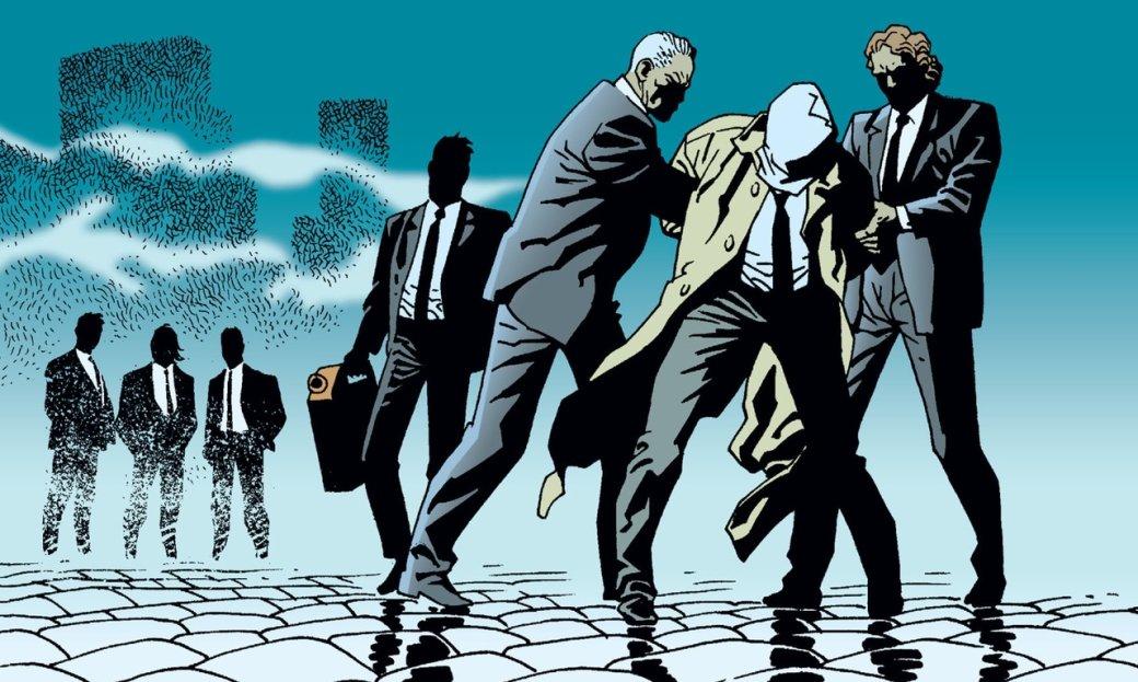 «Классика Vertigo»: «100 пуль»— культовая криминальная сага встиле Квентина Тарантино   Канобу - Изображение 10057