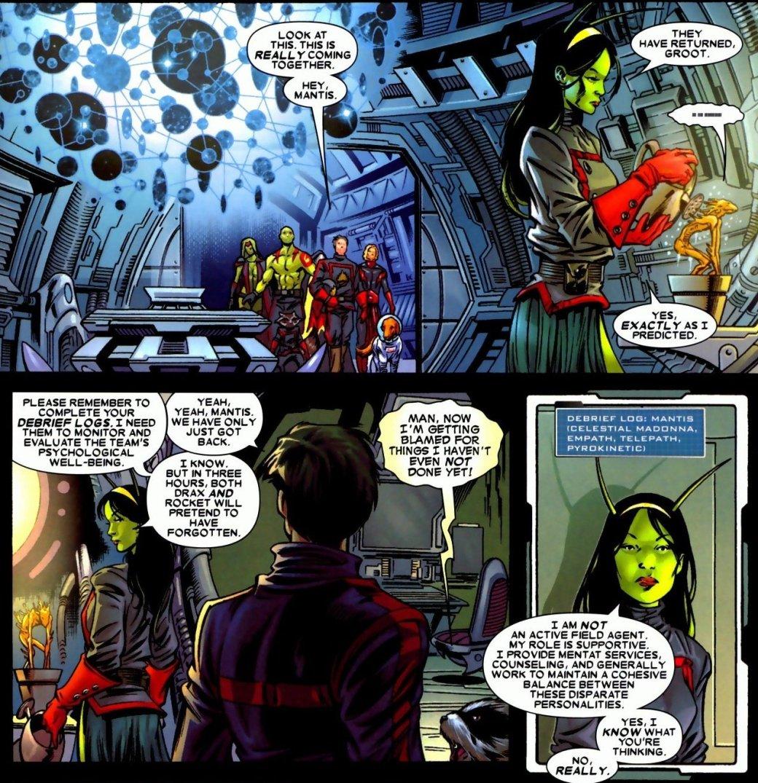 Кто такая Mантис из«Стражей галактики2»? | Канобу - Изображение 6